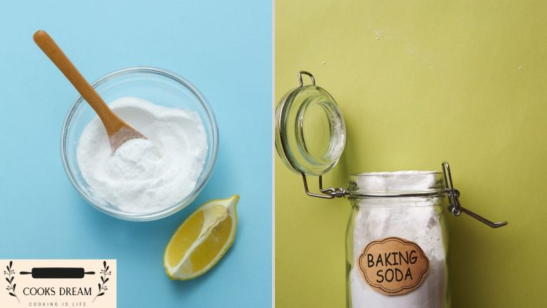 Ammonia and Baking Soda Reaction - Can You Mix_Cooks Dream