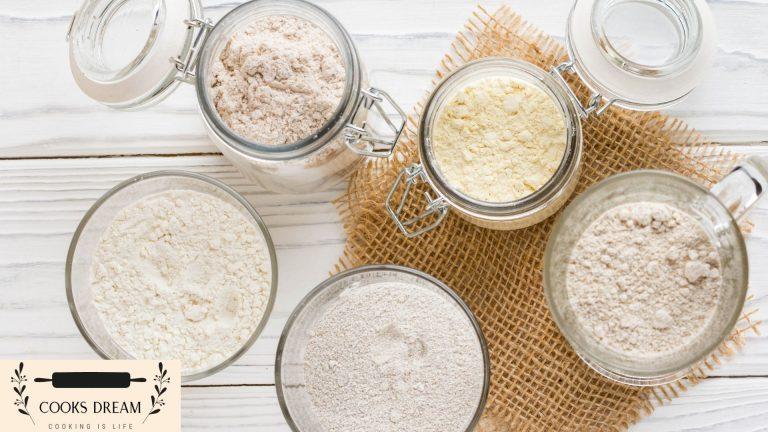 Types of Baking Flour - Cooks Dream