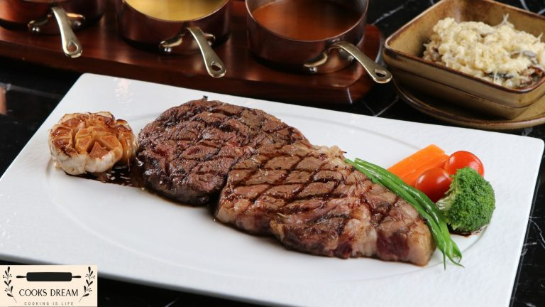 Know Your Steak_ The Difference Between Rare, Medium and Well-Done Steak_cooks dream