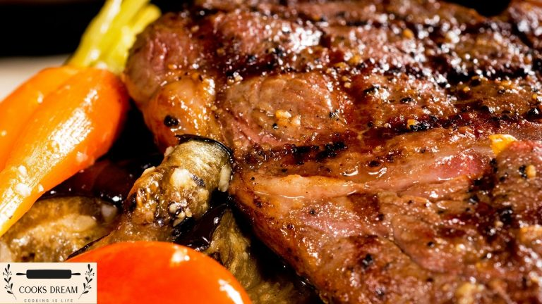 Sirloin VS Ribeye Steak_ The Difference and Which is Better_cooks dream