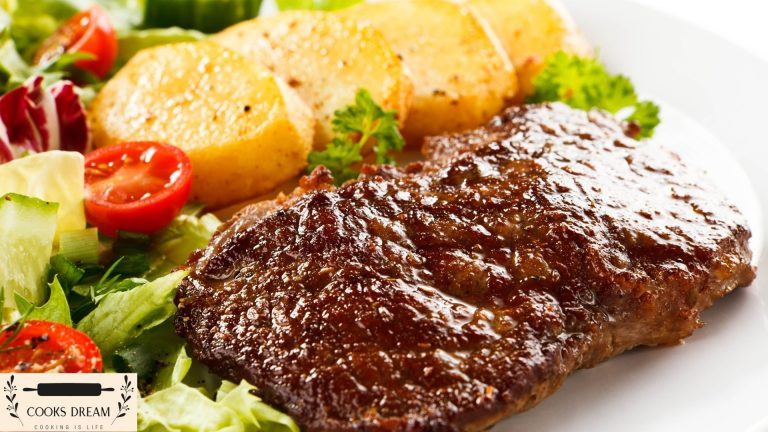 What Is a Blue Steak and Is It Safe To Eat__cooks dream